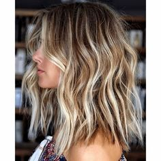 Dimensional, Sun-Kissed Highlights - Behindthechair.com
