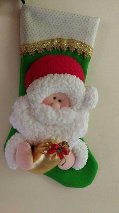 1 million+ Stunning Free Images to Use Anywhere Felt Christmas Stockings, Christmas Stocking Pattern, Felt Stocking, Felt Christmas Ornaments, Kids Christmas, Christmas Crafts, Christmas Candy, New Years Decorations, Christmas Decorations