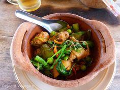 Cuisine thai à Mae Hong Son en #Thaïlande #food #thaifood #spicy #noodle #travel #thailand