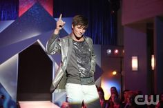 """Project Runway""-- Matt Lanter as Liam Court on 90210 on The CW. Photo: Scott Alan Humbert/The CW ©2011 The CW Network. All Rights Reserved."