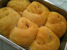 Korean Bread Roll ~ (Roll-ppang 롤빵) Vegan friendly | matchamochi