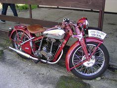 1935 Jawa 350 OHV