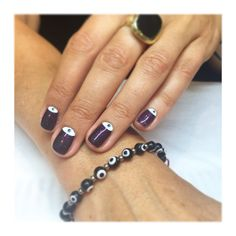 Nails from evil eye