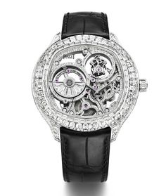 SIHH 2014: la montre Emperador Coussin Tourbillon Automatique Squelette de Piaget http://www.vogue.fr/joaillerie/a-voir/diaporama/sihh-2014-belles-montres-du-salon-international-de-la-haute-horlogerie-jour-3/17237/image/923790