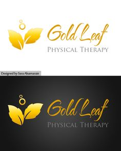 Gold by rosesfairy on DeviantArt Gold Leaf, Physics, Therapy, Deviantart, Logos, Poster, Design, Logo, Physique