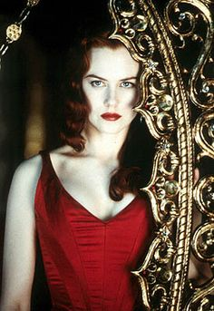 Redhead Role Models - Everything for Redheads. Satine, The Sparkling Diamond, Moulin Rouge