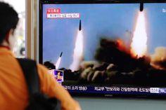 Míssil Scud norte-coreano pode atingir base norte-americana no Japão