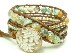 triple wrap bracelet - Google Search