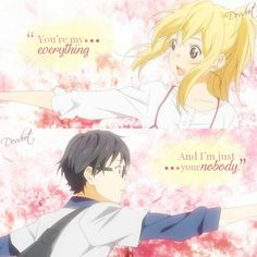 Anime - Your Lie in April