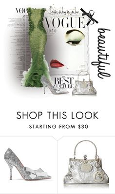 """Untitled #2219"" by swc0509 ❤ liked on Polyvore featuring Miu Miu"