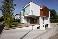 Casas Minimalistas y Modernas: minimalismo en Luxemburgo