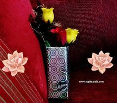 Dekoratif Vazo Yapımı | Eğlen Bizle