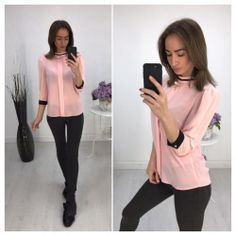 Блуза с манжетами, цвет розовый 6464 https://privately.ru/bluzy/bluza-s-manzhetami-cvet-rozovyy-6464/  Цена: Р1000.00