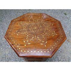 Vintage Moroccan Brass Inlay Tabouret Moorish Side Table | Chairish Water Lighting, Moorish, Moroccan, Hand Carved, Brass, Table, Vintage, Design, Home Decor
