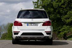 独メルセデス、GL63 AMGを発表 【 carview 】 ニュース - 自動車業界 最新の動向を毎日チェック