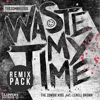 """RADIO   CORAZÓN  MUSICAL  TV: THE ZOMBIE KIDS FEAT LENELL BROWN: """"WASTE MY TIME""""..."""