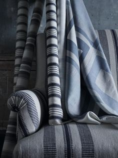 Founded in Lee Jofa is the industry leader in high-end, to-the-trade home furnishings, including fabrics, furniture, wallcoverings and trimmings. Outdoor Area Rugs, Outdoor Fabric, Mulberry Home, Ottoman Table, Lee Jofa, Home Theater Seating, Shades Blinds, Cole And Son, Drapery Hardware