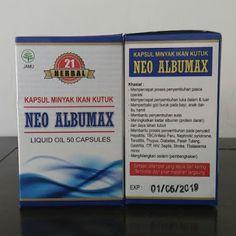 Kapsul Minyak Ikan Kutuk Neo Albumax, Nutrisi Alami Untuk Membantu Proses Penyembuhan Pasca Operasi dan Penyembuhan Luka Mau? Order via SMS or WA ke 08561848084