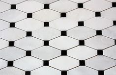 Long Octagon Tiles | Saltillo Imports Inc.