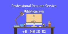 Looking for resume writer services in brisbane, australia. Contact OnlineTopres for Professional Resume Writing Services for creating 1-2 resume pages at A$84.00 only with free cover letters.