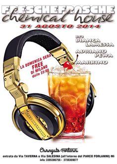 Fresche Frasche Milano 31 Agosto 2014