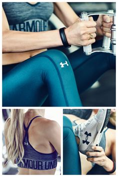 Everything you need to get closer to the goal. Shop Under Armour Women's bras, leggings and training shoes today.