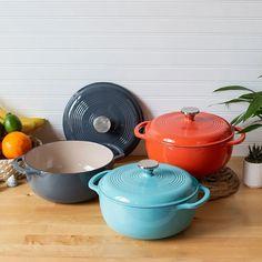 Mesen Dutch Oven Lodge Dutch Oven, Best Dutch Oven, Cast Iron Dutch Oven, Lodge Enamel Dutch Oven, Indoor Grill, Cooking A Roast, Lodge Cast Iron, Oven Canning, Cast Iron Cookware