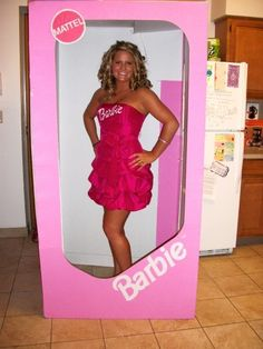Life-size Barbie!