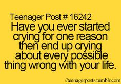 Yep and I'm not even a teen anymore