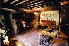 Medieval sitting room Cottage interiors English cottage style Medieval houses