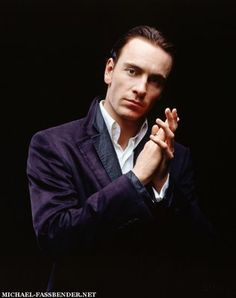 I'm sorry, but does anyone else get a serious Captain Von Trapp vibe from Michael Fassbender in this pic?