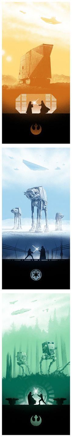 Star Wars Original Trilogy, awesome graph