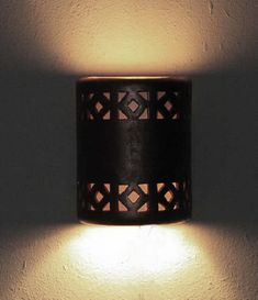 KV1 Ceramic Wall Sconces - The Southwest Store