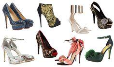 Zapatos de impacto