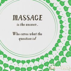 Massage has the answers to improve your life. Schedule now! http://www.amtamembers.com/angels4healing