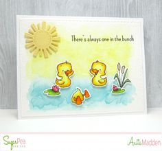Introducing: Quackers | SugarPea Designs Clear Stamps