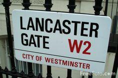 Lancaster Gate Lancaster Gate, Westminster, Hyde, Princess Diana, Peter Pan, London, Flower, Gallery, Roof Rack