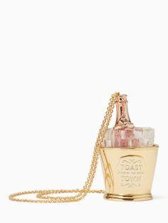 make magic champagne long pendant | Kate Spade New York
