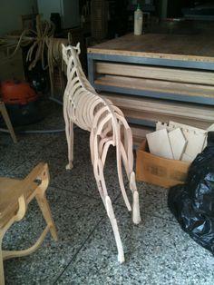 Dog 102 - CNC cut & / Sunghyun An