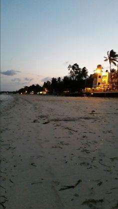 Bamburi Beach Mombasa, Kenya
