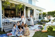 Free People Cali Christmas - Lunch in Byron Bay | Spell blog (Photo Ming Nomchong)