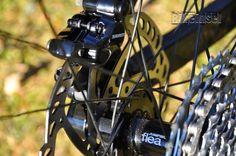 custom bike by www.bikeinsel.com #Banshee #Rune #bikeinsel Custom Bikes, Runes, Golf Bags, Black, Black People, Custom Motorcycles, Custom Bobber