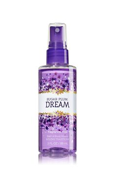Sugar Plum Dream Travel Size Fine Fragrance Mist - Signature Collection - Bath & Body Works Makeup Kit For Kids, Bath And Body Works Perfume, Body Mist, Body Spray, Smell Good, Gel Pens, Hand Sanitizer, Body Lotion, Travel Size Products
