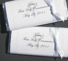 Communion Party Favors