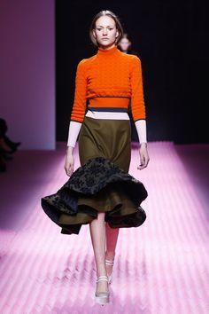Mary Katrantzou Ready To Wear Fall Winter 2015 London