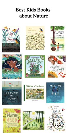 Best Kids Books About Nature | Fresh Exchange