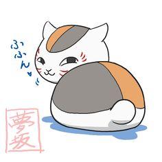 Nyanko Sensei by Yumezaka