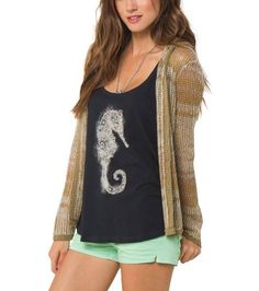 Choose SZ//Color O/'Neill Junior/'s Americana Folk Flag Screen Print Tank