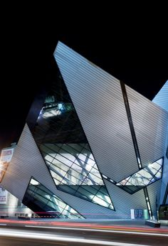 World culture and natural history exhibits occupy #Toronto's Royal Ontario Museum.
