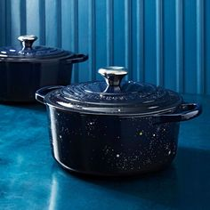Le Creuset's Selling An Exclusive, Galaxy-Print Dutch Oven - Delish.com